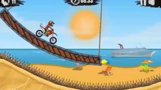 Kizi-Games.net | Racing Game ✳️ Moto X3M Walkthrough ✳️ Much Fun!