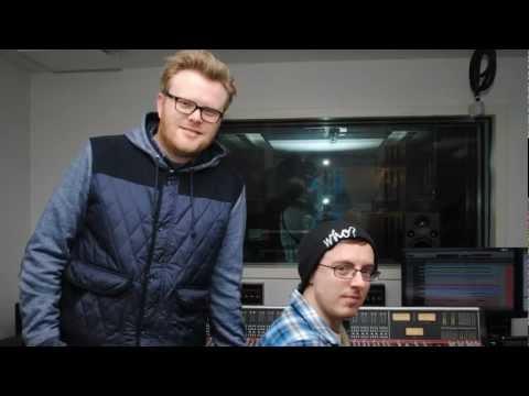 BBC Radio 1's Huw Stephens Visits Newport's Students