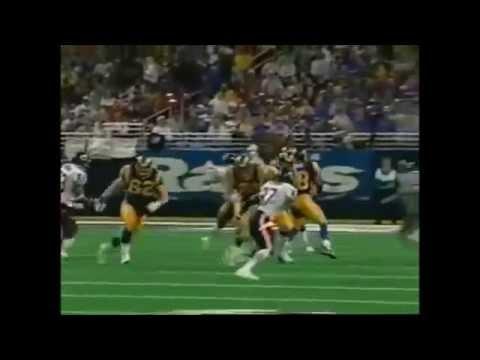 Marshall Faulk vs Bears 1999