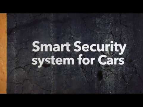 3 - Step Authentication With Face Recognition Smart Lock For Car{English}