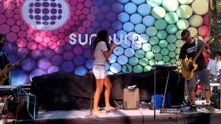 MUST WATCH the crazy dude at sunburn, shair + func performing at sunburn 2011