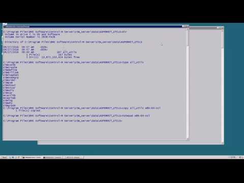 Securing Control-M Agent Server Utilities
