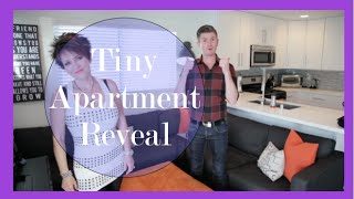 Interior Design - Tiny Apartment Decorating