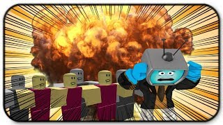These Zombies Are Explosive And Tough As Iron Roblox Infection Inc