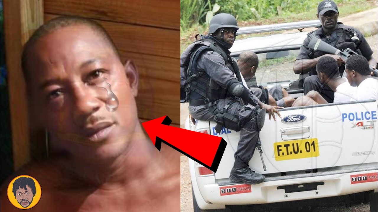 BREAKING NEWS | Jamaica M0ST Wantedd Man Isaiah Perry Got Capture By The POW POW