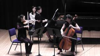 Mendelssohn - Piano Trio No.1 in D Minor, Op.49 - Andante con moto tranquillo