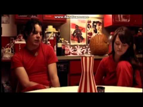The White Stripes house w/ interview