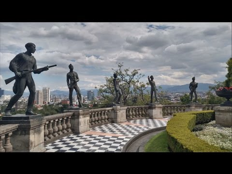 Castillo de Chapultepec - Museo Nacional de Historia