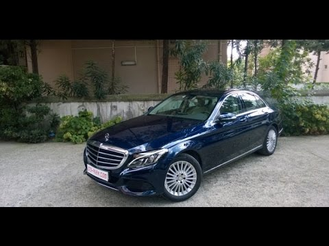 TEST | Mercedes-Benz C 180