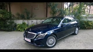TEST | Mercedes-Benz C 180