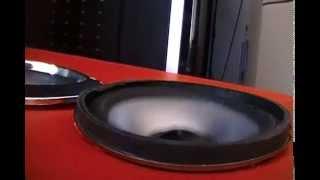 Caixa de som de papelao com Amplificador caseiro