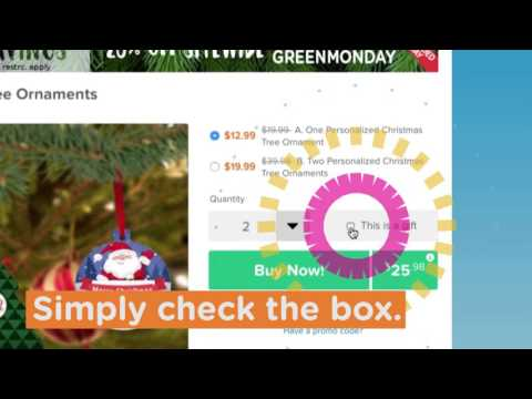 Last-Minute Gift Giving Made Easy