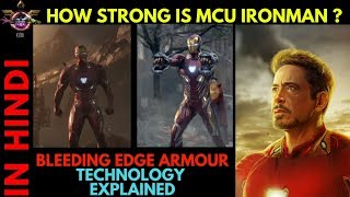 IRON MAN : How Strong is MCU IRON MAN ? || Explained in HINDI ||