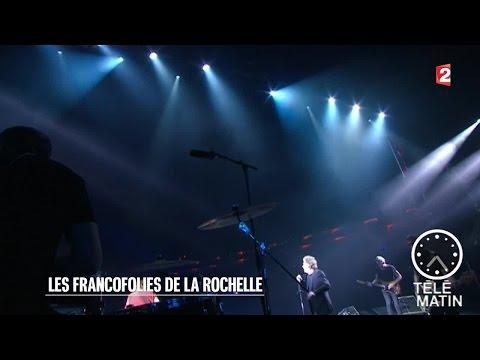 Festival - Les Francofolies de La Rochelle - 2015/07/14