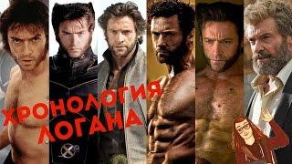 Хронология Росомахи: от Людей Икс до Логана