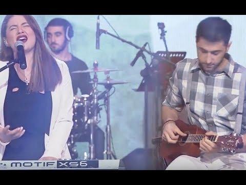 Garik & Sona - Lusin// Գարիկ և Սոնա - Լուսին  (HD)