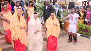RAMAPHOSA-BIRUNGI KUHINGIRA: Party brings Museveni and Amama Mbabazi together again