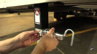 Installation Of Bulldog® Dual Output Powered Drive Fifth Wheel Landing Gear