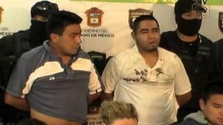 SSC captura banda de secuestradores en Amecameca