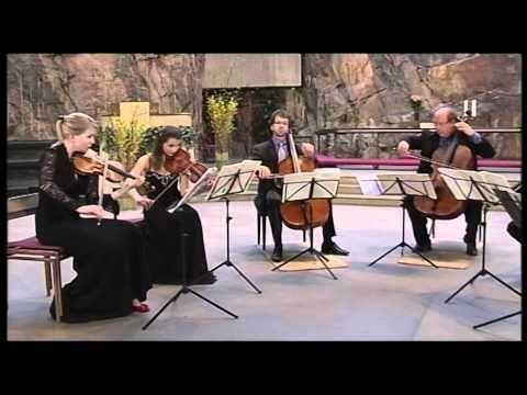 """Tchaikovsky: String sextet in D minor op. 70, """"Souvenir de Florence"""""""
