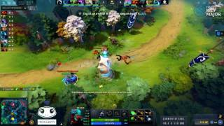 [Kiev Major - Main Event] iG vs Team Liquid - Game 1 - DOTA 2 100% FR