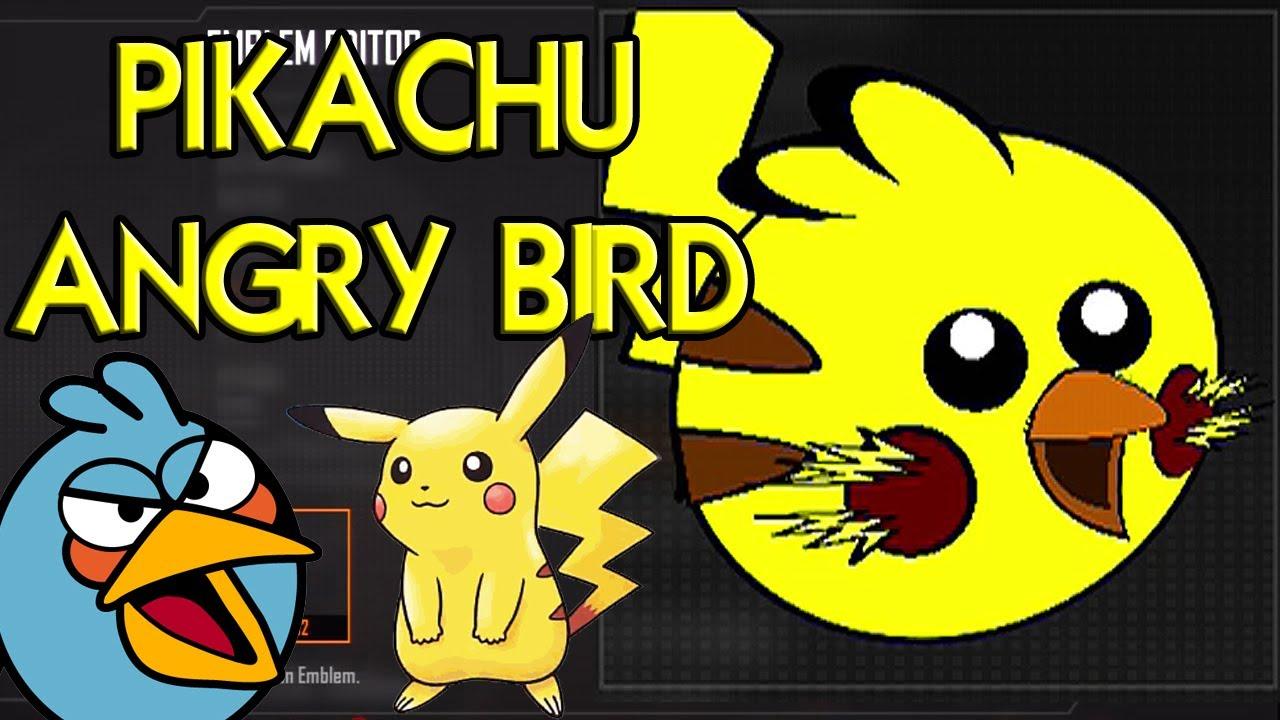 angry birds pig pikachu - photo #4