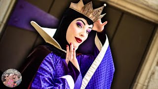 Gambar cover WE SURPRISED THE EVIL QUEEN WITH A GORGEOUS APPLE RING!! | DISNEYLAND