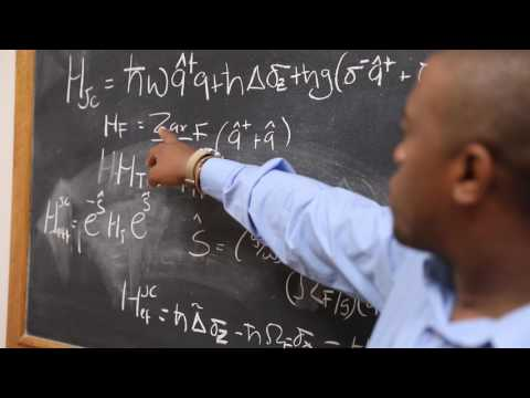 Collaborating to advance quantum physics