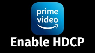 Amazon Prime Video can't open in PS4: Enable HDCP - Fix | PlayStation
