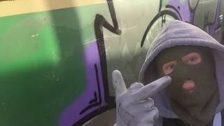 Finland Tram Graffiti. Part 1/10