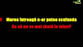 Holograf - Cat de departe (Karaoke by Snooker6767)