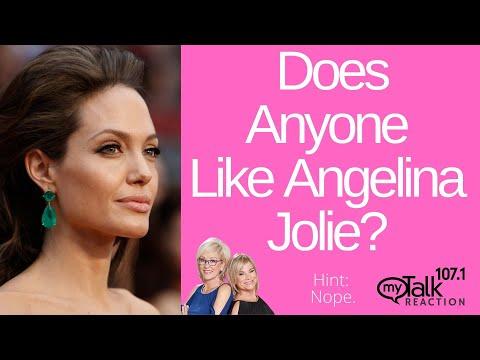 Does Anyone in Hollywood Like Angelina Jolie?