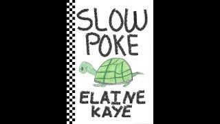 Slow Poke Reading (by Chrys Fey and my Grandson)