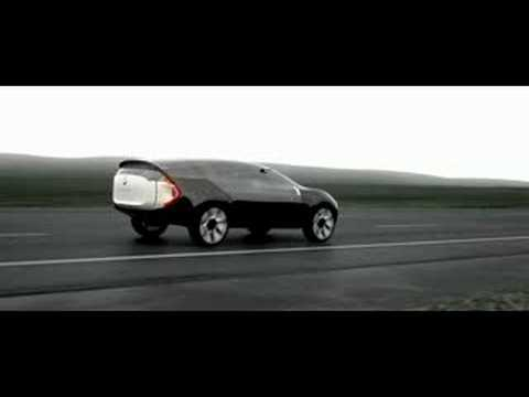 Renault Ondelios Concept The Call Of The Open Road Youtube