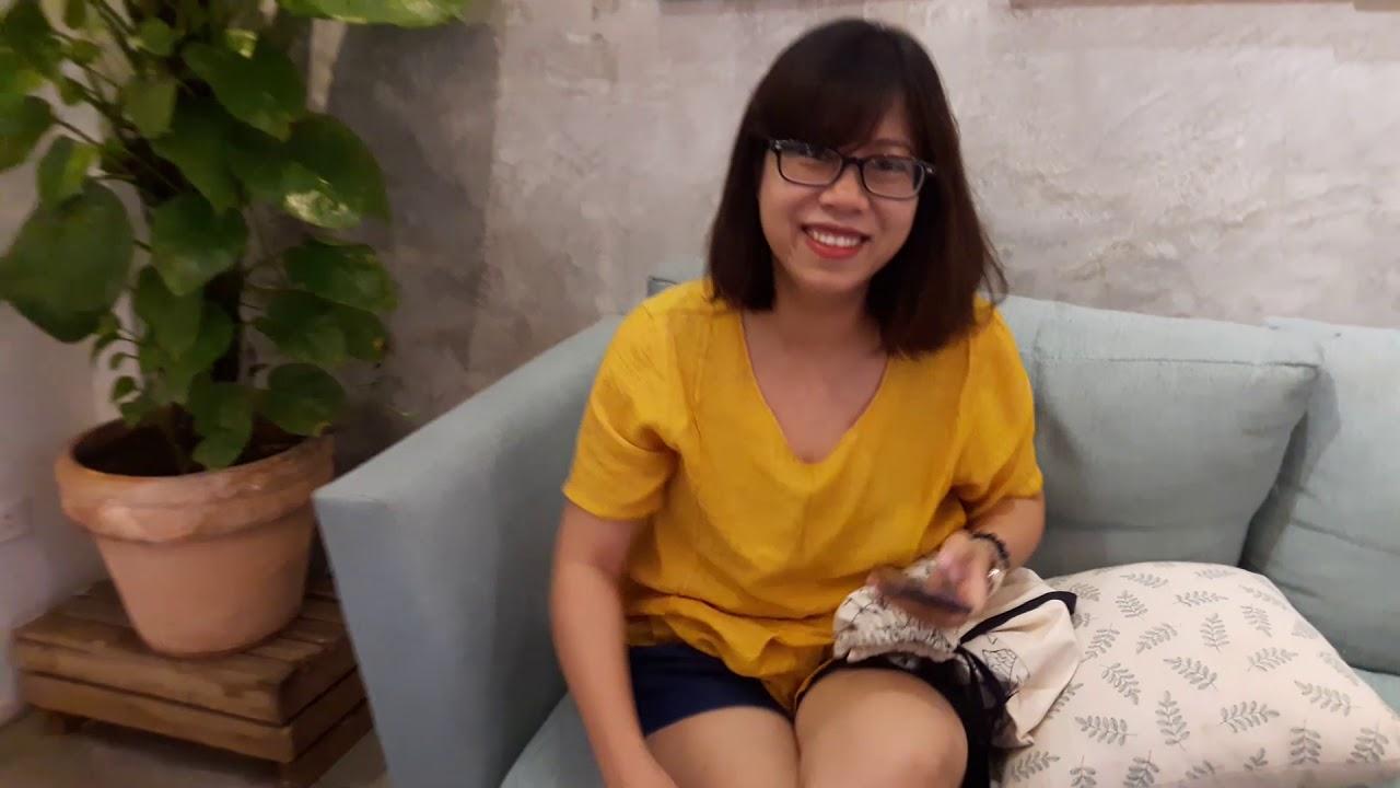 REVIEW:  QUÁN TRÀ CUP OF TEA  một trong những quán trà được các bạn trẻ yêu thích bậc nhất ở Hà Nội