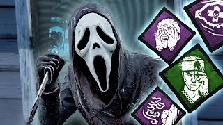 Immersed Ghost Face Build! | Dead by Daylight