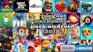 Top 30 Juegos Hackeados Para Sus Telefonos Android Octubre 2018