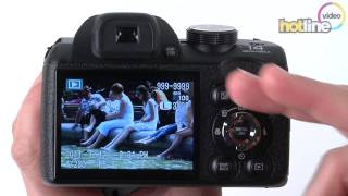фотоаппарат Fujifilm FinePix S4000 Черный