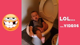 Hilarious Kids Fail video ever😂 | Cute baby Funny Videos | Funniest Video ever | Funny Videos 2018