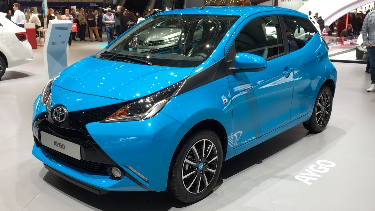 toyota aygo 2017 in detail review walkaround interior exterior youtube. Black Bedroom Furniture Sets. Home Design Ideas