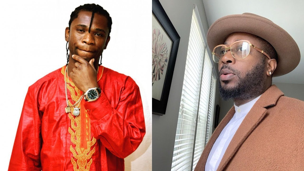 Speed Darlington Warns Tunde Ednut Youtube This show up after tundeednut repost a viral video of oyemykke being bounced out of wandecoal at london. speed darlington warns tunde ednut