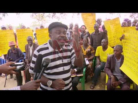 Zungulu: Moses Golola Yeyagalidde Ku Nnyonyi Ya Uganda Airlines Nakamala