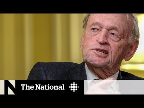 Jean Chrétien on the new NAFTA, Trump, pot legalization and more | The National Interview