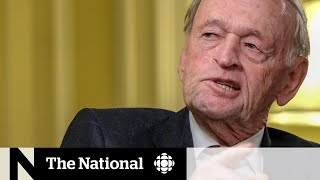 Jean Chrétien on the new NAFTA, Trump, pot legalization and more