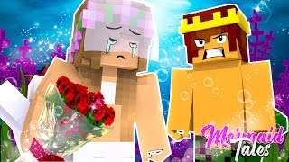 THE WEDDING IS CANCELLED! Mermaid Tales | Minecraft Little Kelly