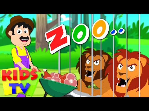 Old MacDonald Had A Zoo | Songs And Videos by Kids Tv