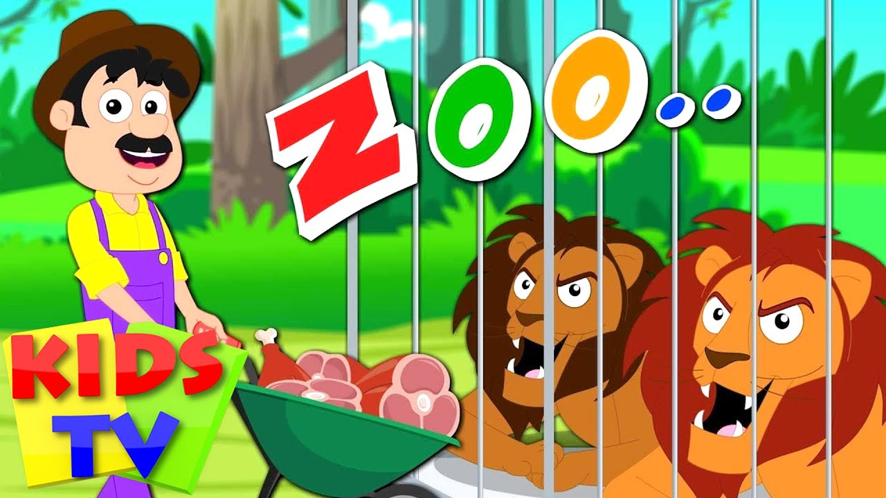 Download Old MacDonald Had A Zoo | Songs And Videos by Kids Tv