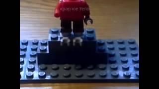 Как сделать фокси из лего.