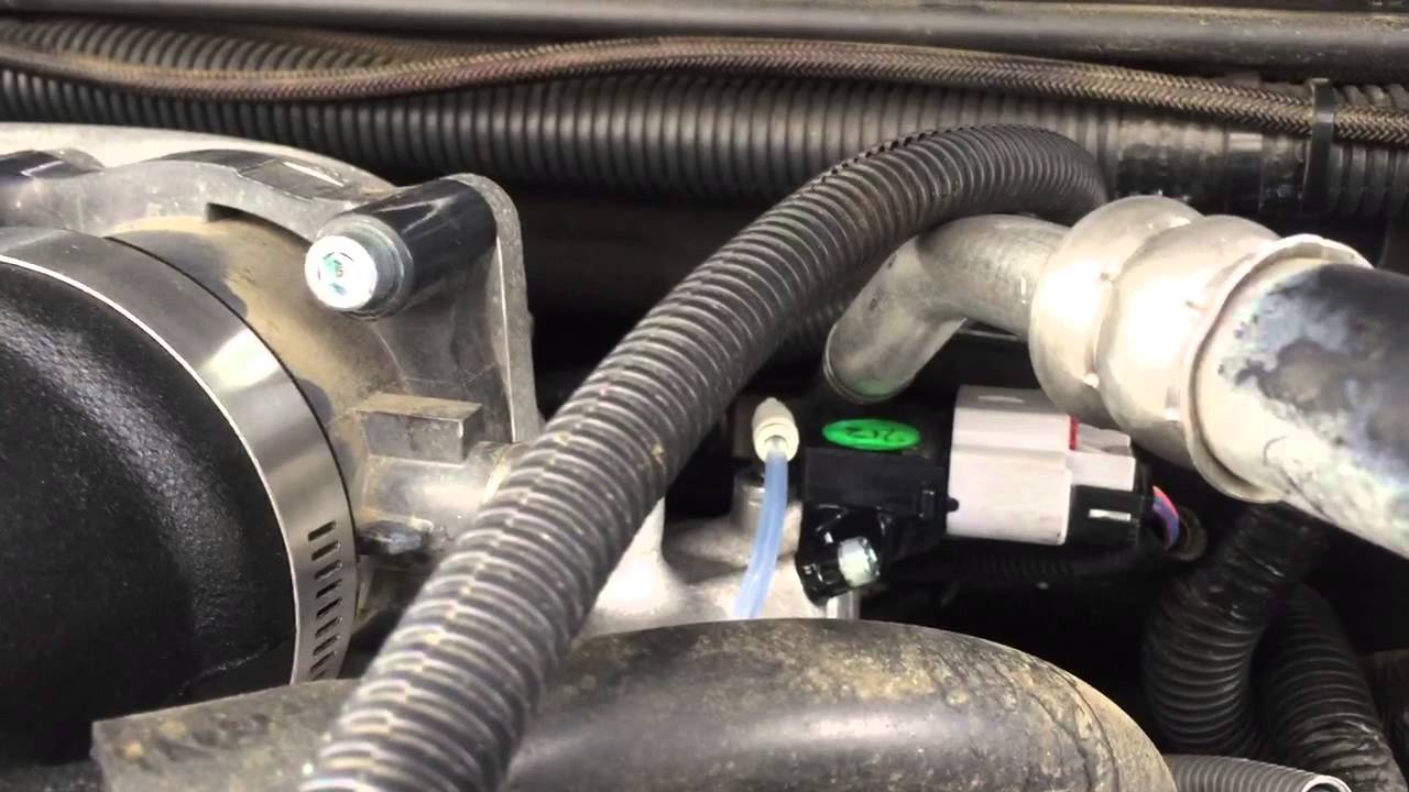 Diagnosing your Jeep 3 8L JK MAP sensor  (CEL PO300 misfires)