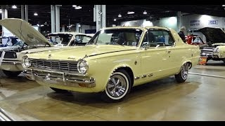 1965 Dodge Dart Charger 2 Door Hardtop with a 273 Engine on My Car Story with Lou Costabile